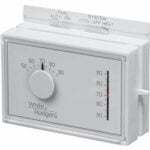 The Best Non Programmable Thermostat Option: White-Rodgers Emerson 1F56N-444 Mechanical Thermostat