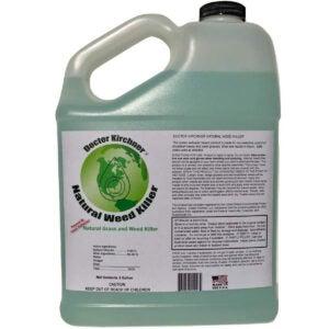 Best Organic Weed Killer Options: Doctor Kirchner Natural Weed & Grass Killer