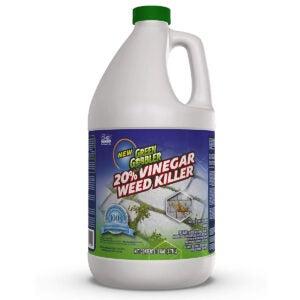 最好的有机杂草杀手选择:绿色盖羊毛醋杂草和草杀手