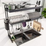 Best Over The Sink Dish Rack Options: Over Sink Dish Drying Rack