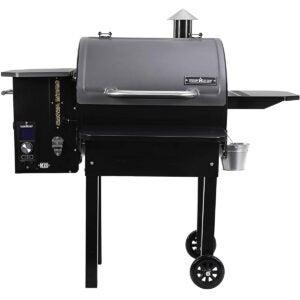 Best Pellet Smoker Options: Camp Chef PG24MZG SmokePro Slide Smoker