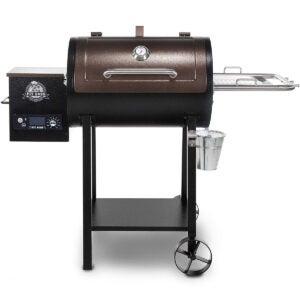 最佳颗粒吸烟者选择:坑老板PB440D2木颗粒烤架