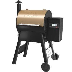 Best Pellet Smoker Options: Traeger TFB57GZEO Pro Series 575 Grill
