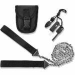 最好的口袋电锯选项:Sumpri Pocket Chainsaw存活齿轮-36英寸