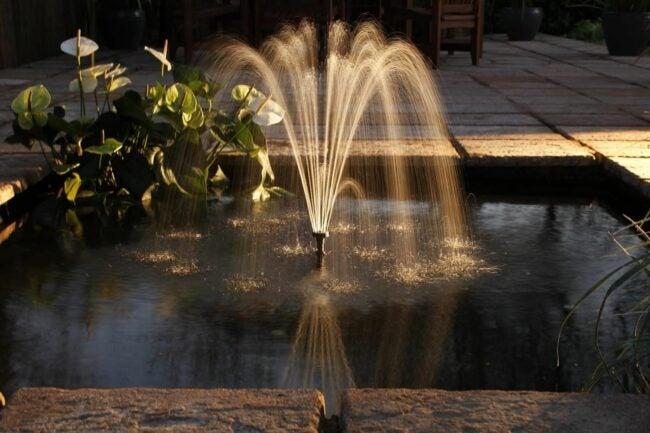 The Best Pond Pump Option
