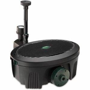 The Best Pond Pump Option: Aquagarden Fountain Pump 5 in 1 Pond & Water Pump