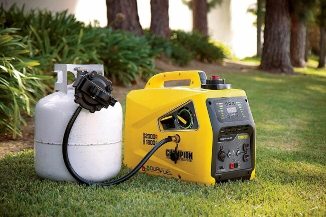 The Best Propane Generator Option