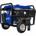 The Best Propane Generator Option: DuroMax XP5500EH Dual Fuel Portable Generator