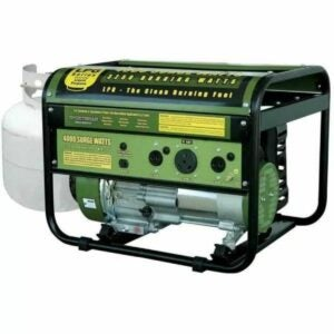The Best Propane Generator Option: Sportsman 4000/3,250-Watt Propane Gas Generator