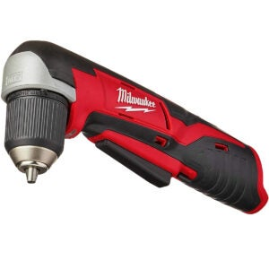 Best Right Angle Drill Options: Milwaukee 2415-20 M12 12-Volt