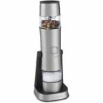 The Best Salt And Pepper Shakers Option: Cuisinart SG-3 Stainless Steel Rechargeable Mill