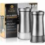 The Best Salt And Pepper Shakers Option: Smart House Salt and Pepper Shakers