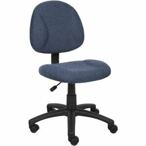 The Best Sewing Chair Option: Boss Office Products Perfect Posture Delux Task Chair