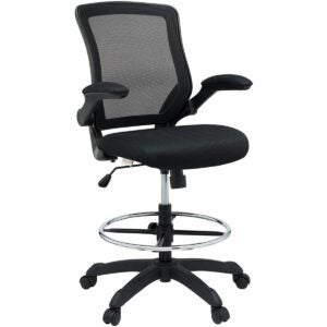 The Best Sewing Chair Option: Modway Veer Drafting Chair