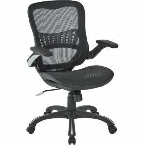 The Best Sewing Chair Option: Space Seating Office Star Synchro & Lumbar Support