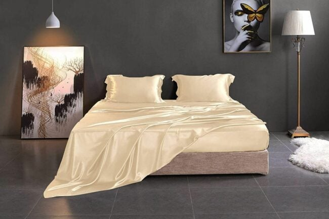 The Best Silk Sheets Option