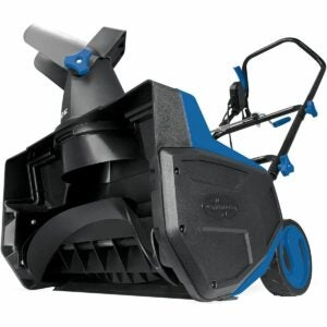 The Best Single Stage Snow Blower Option: Snow Joe SJ618E Electric Single Stage Snow Thrower