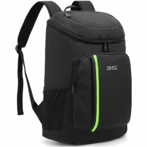 The Best Small Cooler Option: TOURIT Cooler Backpack 30 Cans Lightweight Insulated