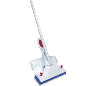 Best Sponge Mop Options: Mr. Clean 446268, Magic Eraser Power Squeeze Mop