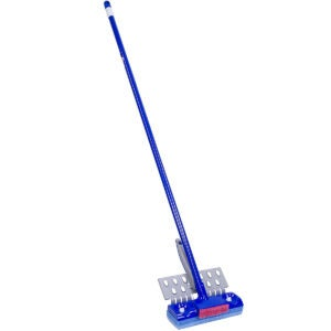 Best Sponge Mop Options: Quickie 051TRI Sponge, Super Squeeze Mop