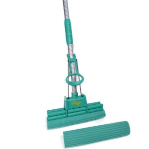 Best Sponge Mop Options: The Super Standard 11 Double Roller PVA Sponge Mop