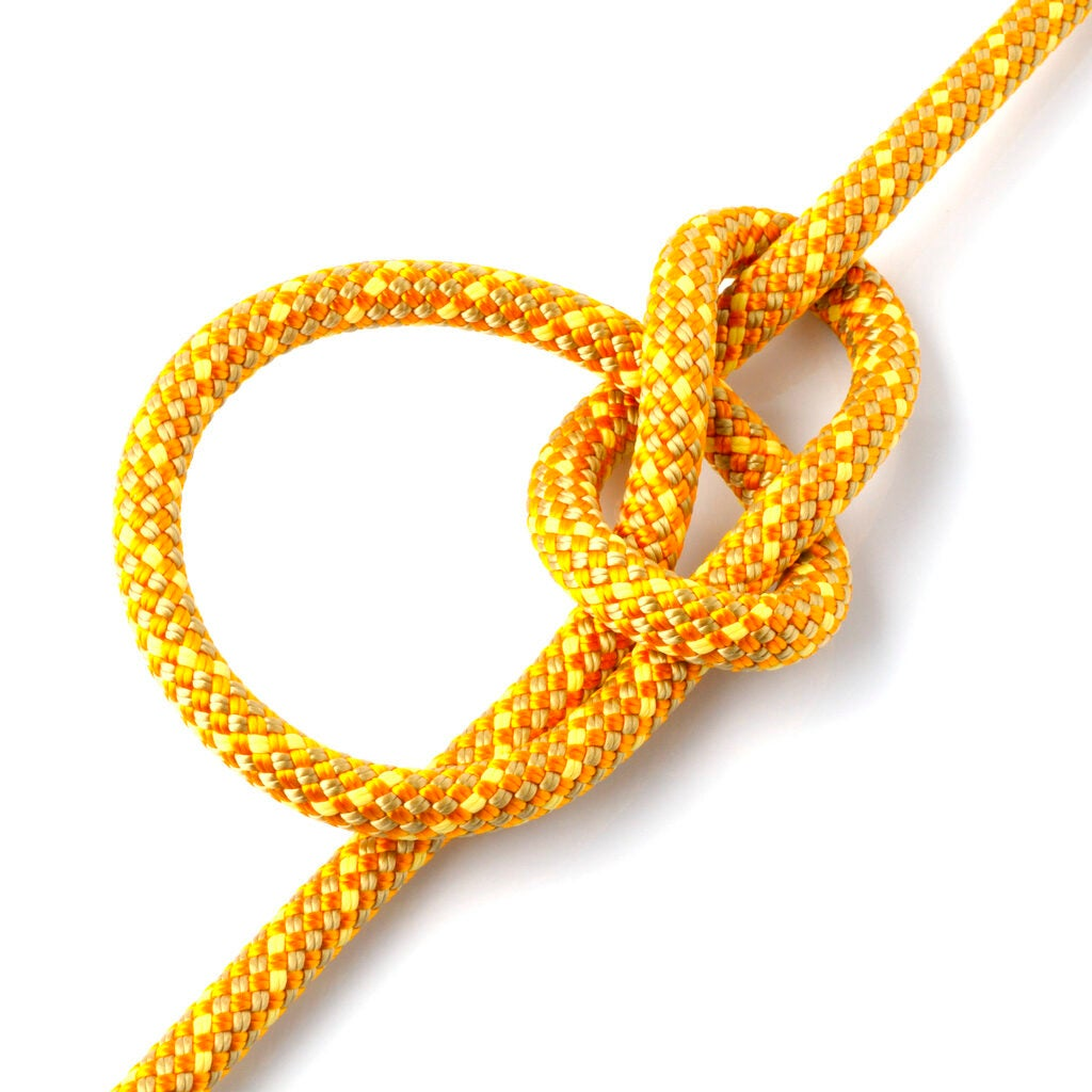types of knots - bowline