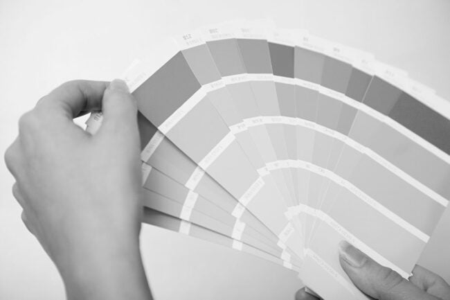 worst paint color for perfectionists