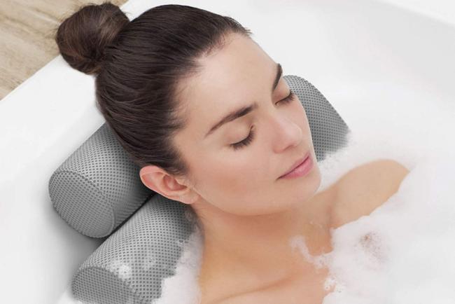 The Best Bath Pillow
