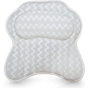 The Best Bath Pillow Option: Bath Haven Luxurious Bath Pillow for Women & Men