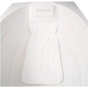 The Best Bath Pillow Option: BathHaven QuiltedAir BathBed Deluxe Luxury Bath