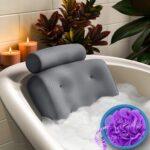 The Best Bath Pillow Option: Everlasting Comfort Bathtub Bath Pillow
