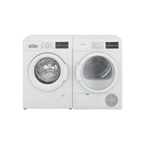 The Best Compact Washer And Dryer Option: Bosch 300 Series Compact Front-Load Washer & Dryer