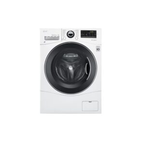 The Best Compact Washer And Dryer Option: LG Compact All-in-One Front Load Washer Dryer Combo