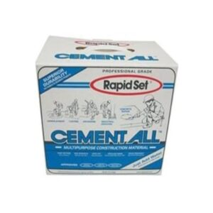 The Best Concrete Resurfacer Option: Rapid Set High Strength, 15 Min Set, Featheredge