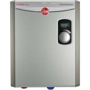 Best Electric Tankless Water Heater Rheem