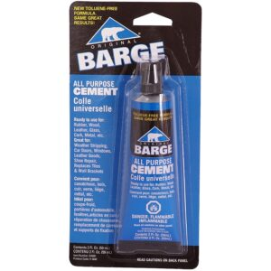 The Best Glue For Leather Option: Barge All-Purpose TF Cement