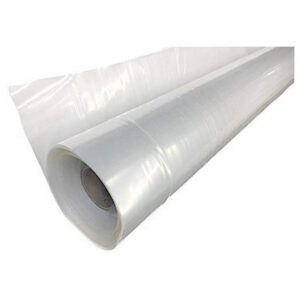 The Best Greenhouse Plastic Option: A&A Green Store Greenhouse Plastic Film Clear