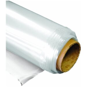 The Best Greenhouse Plastic Option: SUNVIEW Greenhouse Clear Plastic Film Polyethylene