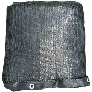 The Best Greenhouse Plastic Option: YGS Perfect Sunblock Shade Cloth with Grommets