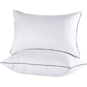 The Best Hypoallergenic Pillows Option: JOLLYVOGUE Bed Pillows for Sleeping 2 Pack