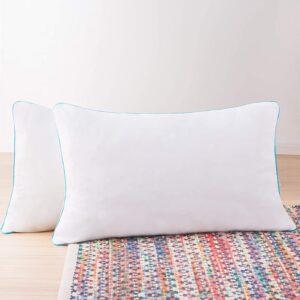 The Best Hypoallergenic Pillows Option: LINENSPA Shredded Memory Foam Moldable, 2 Pack Pillow