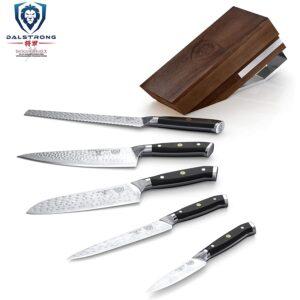 最好的日本刀套装:DALSTRONG刀套装-将军系列X刀套装