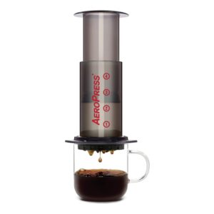 The Best Manual Espresso Machine Option: AeroPress Coffee and Espresso Maker