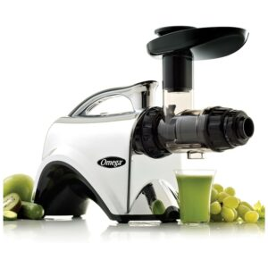 Best Masticating Juicer Option: Omega NC900HDC Juicer Extractor