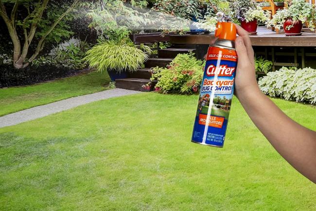 The Best Mosquito Yard Spray