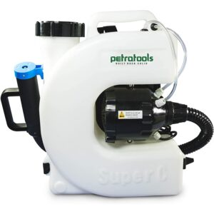 The Best Mosquito Yard Spray Option: PetraTools Electric Fogger Machine Backpack Sprayer