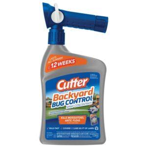 The Best Mosquito Yard Spray Option: Spectrum Cutter Backyard Bug Control Hose End Spray