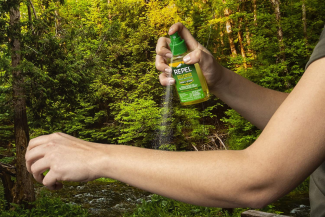 The Best Natural Bug Spray Options