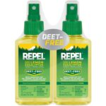 The Best Natural Bug Spray Option: REPEL Plant-Based Lemon Eucalyptus Insect Repellent