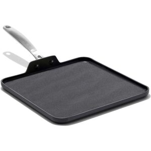 "The Best Pancake Griddle Option: OXO Good Grips Non-Stick Pro 11"" Square Griddle"